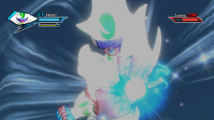 DRAGON BALL XENOVERSE: ICE CANNON!!! by superaustin15