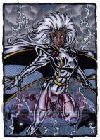Storm Sketch Card by tonyperna