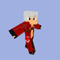 MC Skin request:Dante DMC3 by LocoTheDrawfag