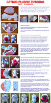 Catbug Plushie Tutorial part 2 by Voodoo-Tiki