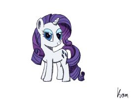 Rarity by chirin98