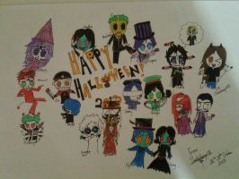 Happy Halloween 2013 by ThatchFangirl12