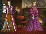 Prince Gabriel and Princess Eleanor (dollmaker) by ClockworkMultiverse