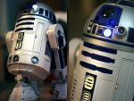 R2-D2 Astromech Droid by deviouselite