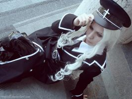 Rosiel cosplay 2011 by Rociell
