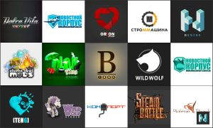 My best logos | patch 1 by Necrondesign