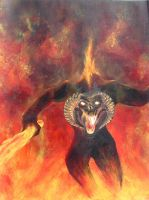 Balrog by WilliWeissfuss