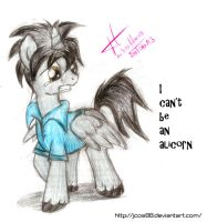 I Can't Be An Alicorn by JcosNeverExisted