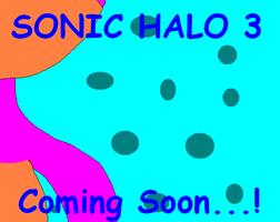 Comercial Sonic Halo 3 by JohnnyHedgehog1992