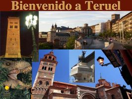 Teruel Collage by DiegooPVM