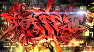 Graffiti Speedart 3 by QubeStation