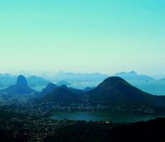 Only A Dream in Rio by amaliabastos