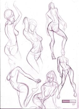 life drawing 03 by juarezricci