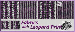 Fabrics with Leopard Print by allison731