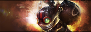 Ziggs  Signature by V-Slaze