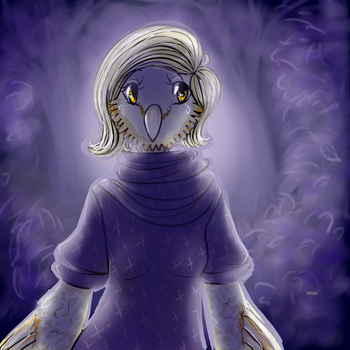 Oowl by LadySilvie