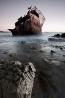 On the Rocks by Dreampixphotography