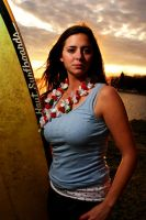 Krista at the Inlet by fightingtears
