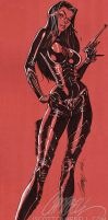 Baroness TALL by J-Scott-Campbell