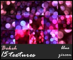 Pink and Purple bokeh textures by bluezircon-graphics