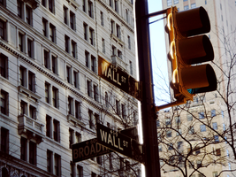 Wall Street or Broadway ? by raiining-day