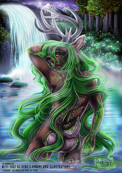The Cleansing Hot Spring by ToxiDeVyne