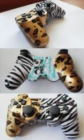 Custom ps3 controller by Joel-Wade