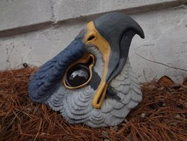 Kestrel mask by missmonster