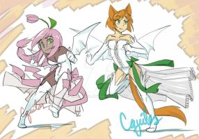 Valentine's Drawing Contest by Cquiles