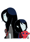 Marceline I Remember You by Strongheart3