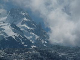 Mountains 3 by YsaeddaStock