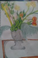 Vase of Stems finished by Emox-Lovez