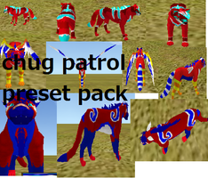 Chug Patrol Preset Pack by shegrademonwolf098