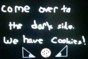 Darkside Cookies by mwto