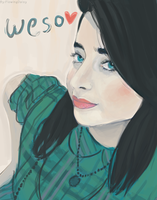 weso by FlowingDaisy