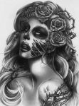 Querida Muerta Revisited by R-becca