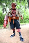 Mike Mignola Hellboy Cosplay by DJdrummer