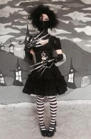 Edwardine Scissorhands - Preview by xXAnemonaXx