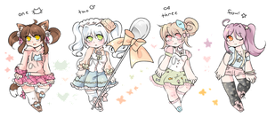 Adopts OPEN by carcaradopts