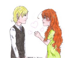 aph: You and me... (NorIre) by LoveEmerald