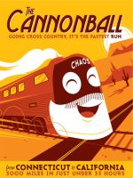 The Cannonball by Montygog