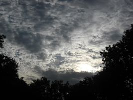 Patches of Cloud by Lucinda-Emma