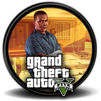 Grand Theft Auto (GTA) V Franklin - Icon by Blagoicons
