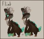 Flint by SpaceSmilodon