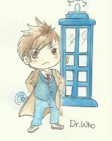 Dr. Who by Alexandria-Paige