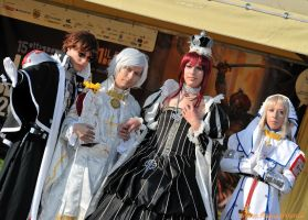Trinity Blood  3 by Kura-Kitsune