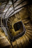 up the staircase by DanielGliese