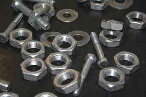 Nuts and Bolts by KelbelleStock