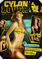 CYLON LOVER issue1 by cunaka