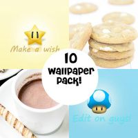 Wallpaper pack by BrunoEdits by BrunoEdits